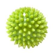 Мяч массажный Starfit GB-601 7 см, зеленый