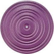Диск здоровья арт.MR-D-05 28 см Фиолетово/черный