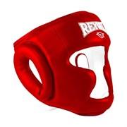 Шлем закрытый Reyvel Rv- 301 красный р.L