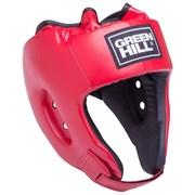 Шлем открытый Green Hill Alfa HGA-4014 красный р.S