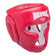 Шлем закрытый Reyvel RV-301 красный р.XL
