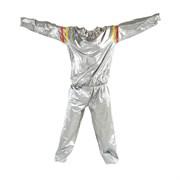 Костюм-Сауна Starfit SW-101 серый р. M (44-56)