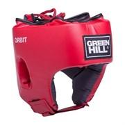 Шлем открытый детский Green Hill Orbit HGO-4030 красный р.S