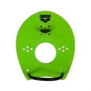 Лопатки для плавания Arena Elite finger paddle арт. 9525065 р.L Acid Lime/black