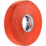 Лента хоккейная для крюка Grom 24мм х 25м оранжевый