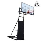 Баскетбольная мобильная стойка Dfc STAND56Z 145х82см