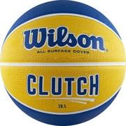 Мяч баскетбольный Wilson Clutch 285 арт.WTB14198XB06 р.6