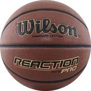 Мяч баскетбольный Wilson Reaction Pro арт.WTB10139XB05 р.5