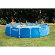 "Бассейн каркасный Intex 28240NP ""metal Frame Pool"" 457х84см"