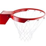 Кольцо баскетбольное амортизационное № 7 арт.MR-BRim7Sm (С сеткой)