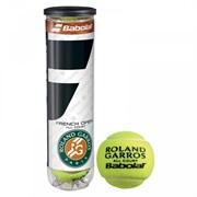 Мяч теннисный Babolat French Open All Court арт.502036 уп.4 шт