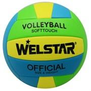 Мяч волейбольный Welstar VMPVC4351A р.5