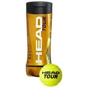 Мяч теннисный Head Tour 3B арт.570703 уп.3 шт