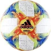 Мяч футбольный Adidas Conext 19 Omb Pc арт.DZ0706 р.5