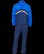 Костюм парадный JLS-4401-971, полиэстер, темно-синий/синий/белый