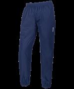 Брюки ветрозащитные детские JSP-2501-091, полиэстер, темно-синий/белый