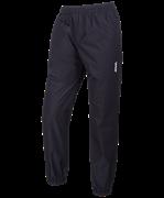 Брюки ветрозащитные JSP-2501-061, полиэстер, черный/белый