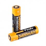 Аккумулятор 18650 Fenix 3400 mAh Li-ion