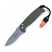 Нож Ganzo G7412-WS зеленый