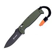 Нож Ganzo G7413-WS зеленый