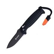 Нож Ganzo G7413P-WS черный