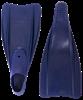 """Ласты резиновые """"Дельфин"""", размер 44-46 - фото 43606"""