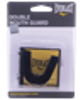 Капа 2-челюстная Double 4410BE, черная - фото 43798