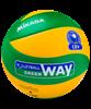Мяч волейбольный MIKASA MVA 200 CEV - фото 44214