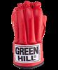 Перчатки снарядные ROYAL CMR-2076, шингарты, кожа, красные - фото 44237