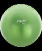 Мяч гимнастический GB-101 75 см, антивзрыв, зеленый - фото 44677