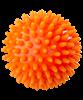 Мяч массажный GB-601 6 см, оранжевый - фото 44747