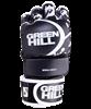 Перчатки для MMA-0057, к/з, черные - фото 44939