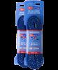 Шнурки для коньков Tex Style с пропиткой синие 2,44 м (пара) W925 1/36 - фото 44952