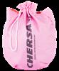 Чехол для мяча для художественной гимнастики, розовый - фото 45231