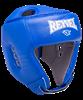 Шлем открытый RV-302, кожзам, синий - фото 45437