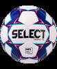 Мяч футбольный Tempo TB IMS №5 белый/фиолетовый/синий - фото 45932