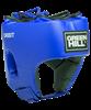 Шлем открытый ORBIT, HGO-4030, детский, кожзам, синий - фото 46107