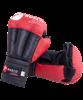Перчатки для рукопашного боя, к/з, красные - фото 46723