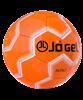Мяч футбольный JS-100 Intro №5, оранжевый - фото 48753