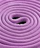 Скакалка для художественной гимнастики RGJ-204, 3м, сиреневый - фото 53469