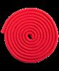 Скакалка для художественной гимнастики RGJ-204, 3м, красный - фото 53480