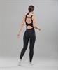 Женский спортивный комбинезон Balance FA-WO-0101, черный - фото 53732