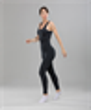 Женский спортивный комбинезон Balance FA-WO-0101, черный - фото 53733