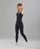 Женский спортивный комбинезон Balance FA-WO-0101, черный - фото 53734