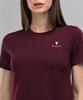 Женская спортивная футболка Balance FA-WT-0104, бордовый - фото 54203