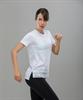 Женская спортивная футболка Balance FA-WT-0105, белый - фото 54276