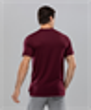 Мужская спортивная футболка Balance FA-MT-0105, бордовый - фото 54367