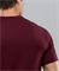 Мужская спортивная футболка Balance FA-MT-0105, бордовый - фото 54368