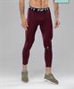 Мужские спортивные тайтсы Balance FA-MH-0103, бордовый - фото 54453