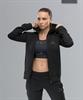 Женская спортивная толстовка Intense PRO FA-WJ-0101, черный - фото 54485